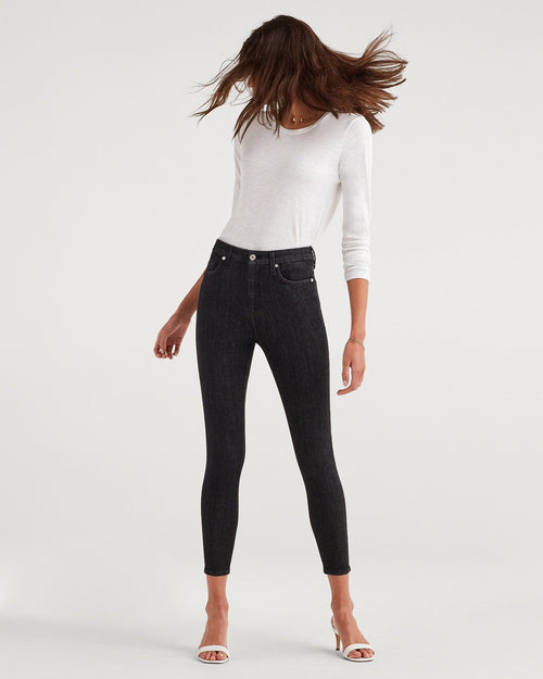 Aubrey Power Stretch Denim