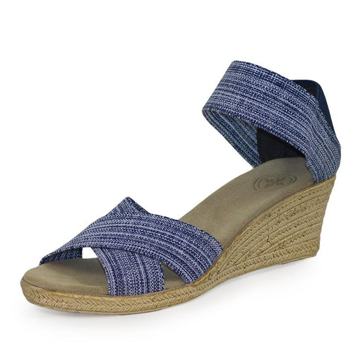 Cannon Wedge - Denim