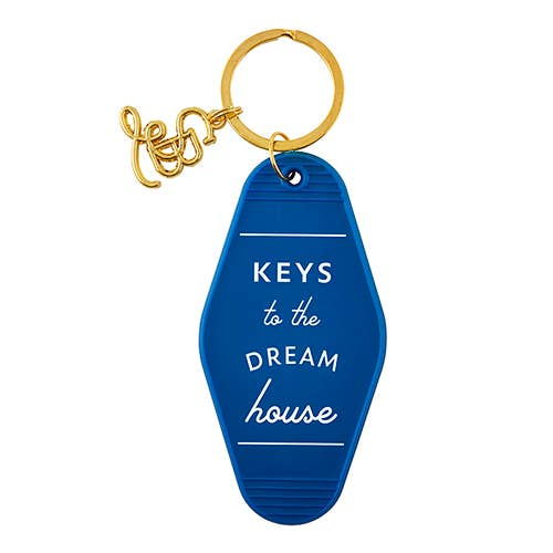 Motel Key Tag