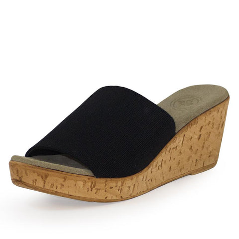 Cannon Wedge - Linen