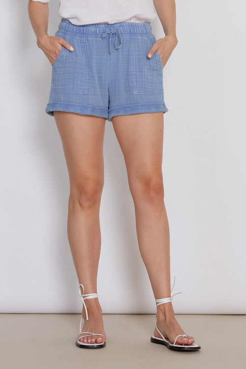Mabel Drawstring Shorts