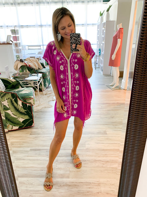Hippie Short Kaftan