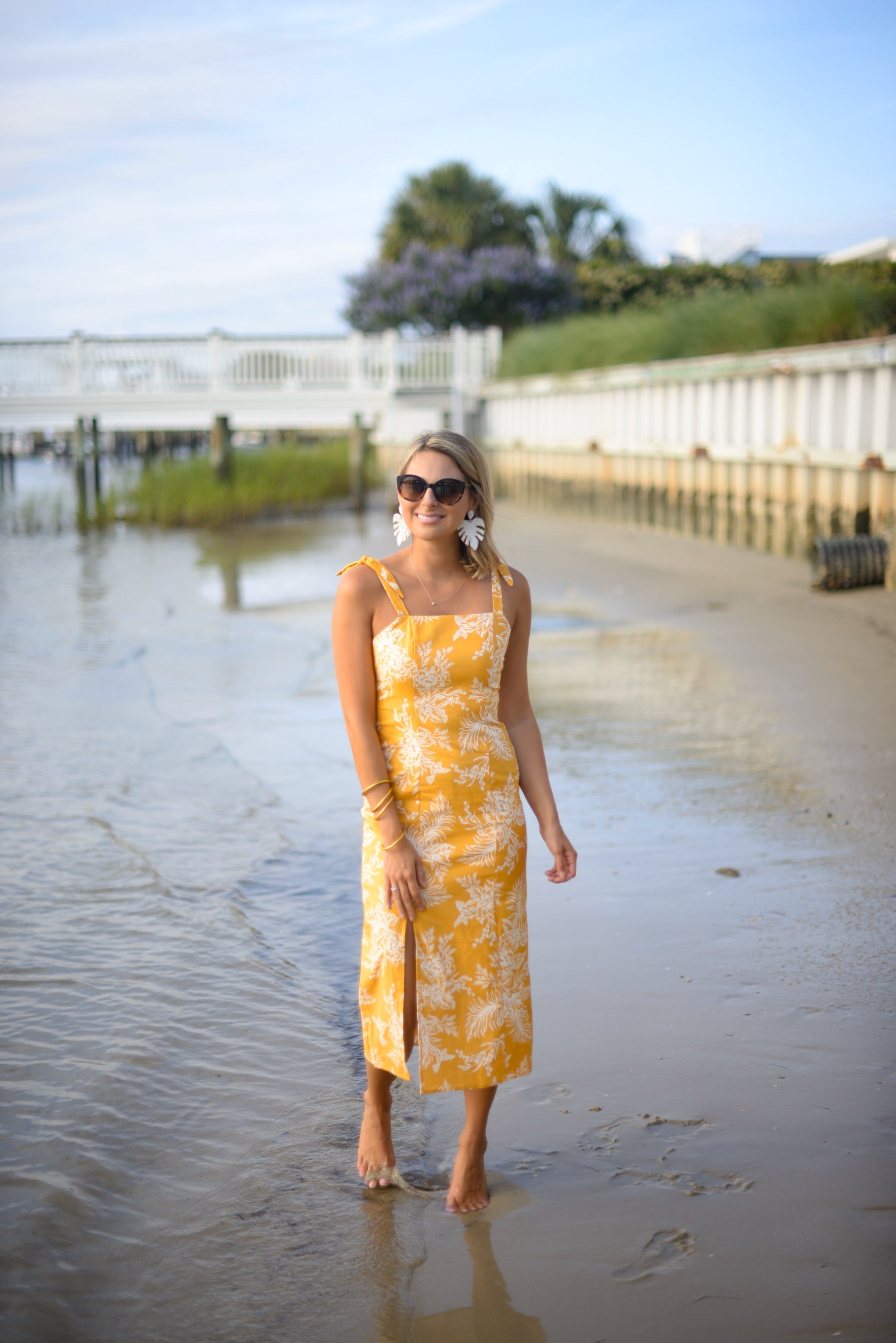 Sunset Dreams Midi Dress