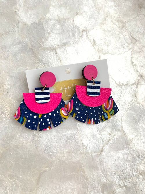 Jonna Painted Earrings