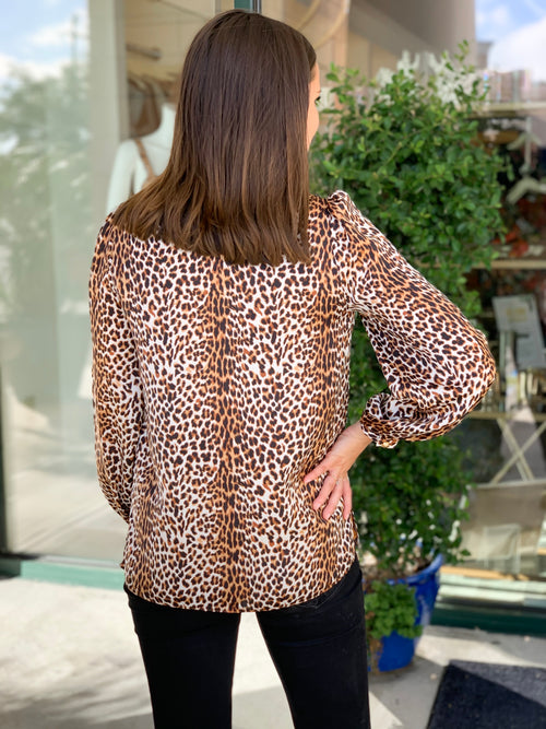 Kelly Longsleeve Top