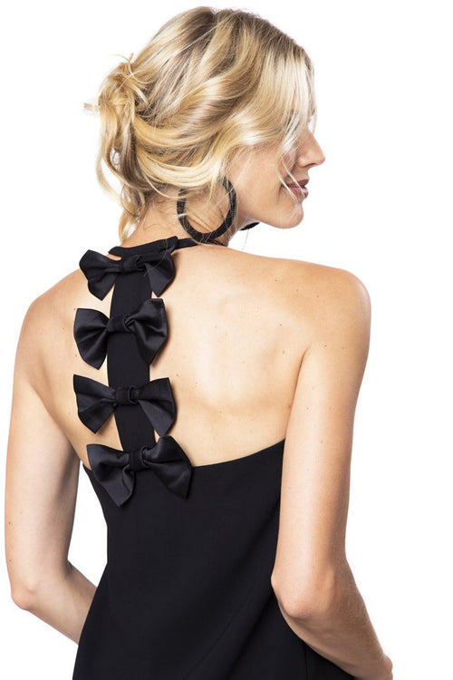 Roxie Bow Top