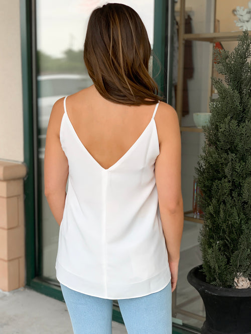 Strappy Camisole Top