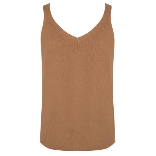 Button Sweater Tank