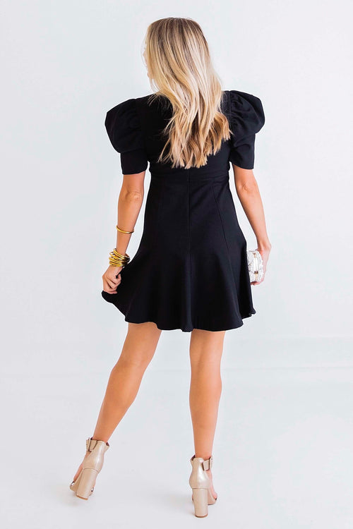 Kenzie Puff Sleeve Dress
