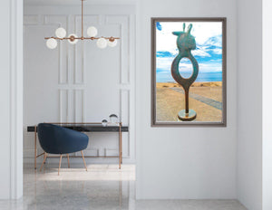 Walk On The Malecon - Ankh Single Edition Photography Print - Yvette Michele Art