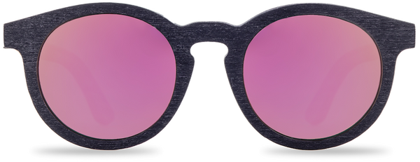 KIDS CALETILLA - BLACK/ROSA - SUNGLASSES