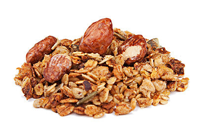 [GOURMET] Granola With Almonds