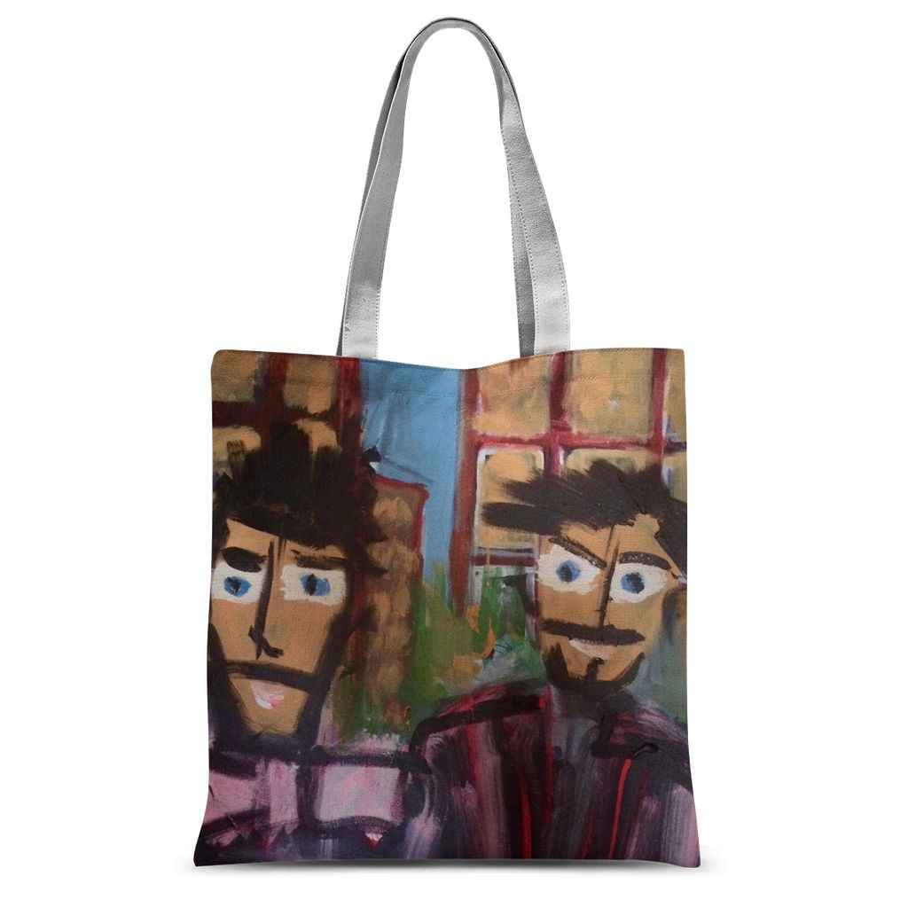METRO GUYS Sublimation Tote Bag