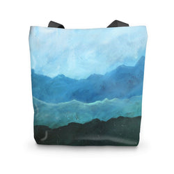 BLUE MOUNTAIN RANGE Tote Bag
