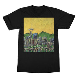 1990 THE VIADUCT VIEW Softstyle Ringspun T-Shirt