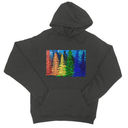 Seattle Starry Night Hoodie