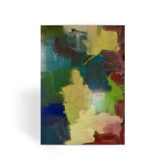ABSTRACT 16 Greeting Card