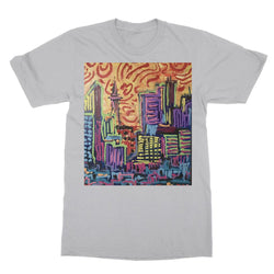 THICK PAINTED CITY T-Shirt