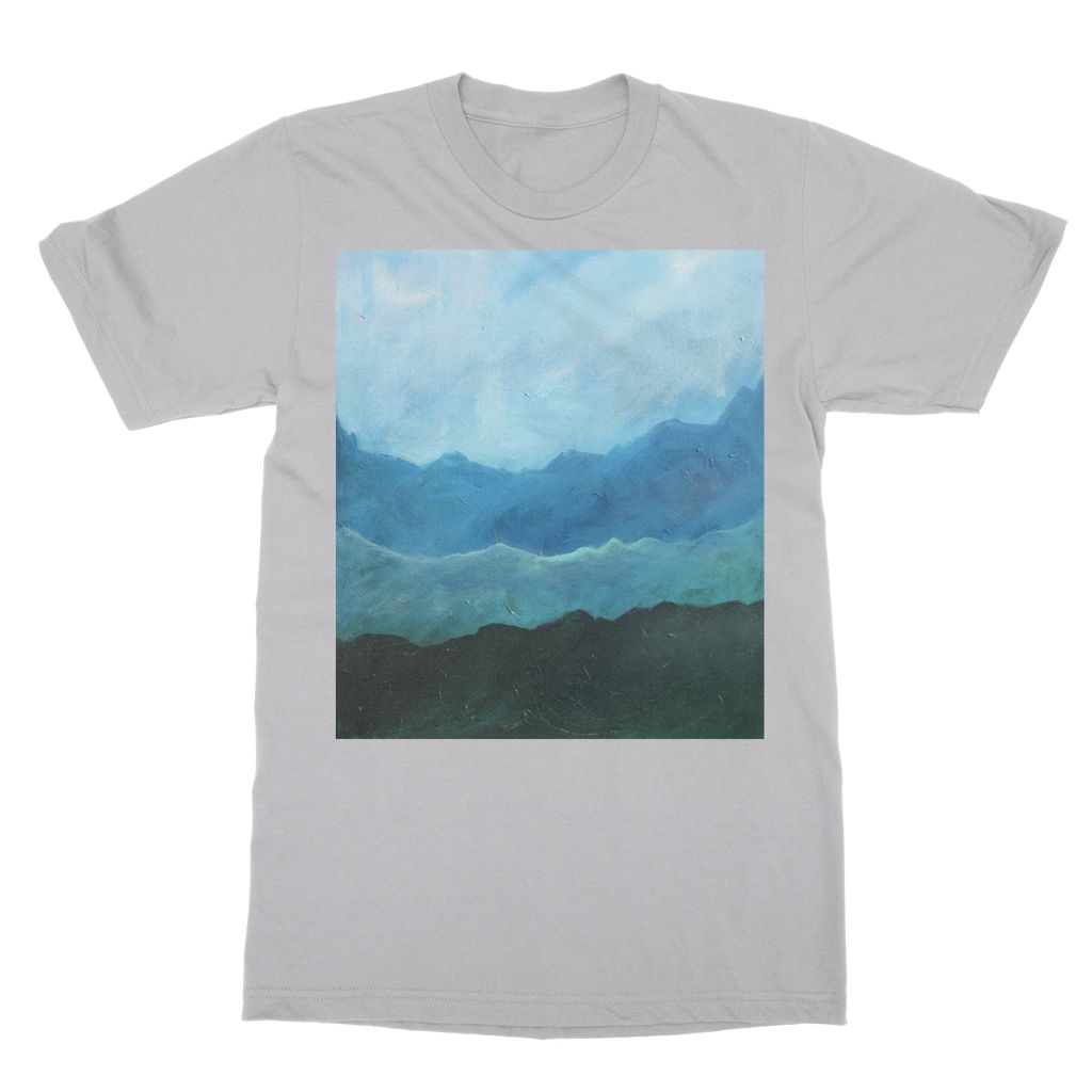 BLUE MOUNTAIN RANGE T-Shirt