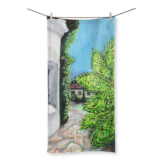 SANTA BARBARA ALCOVE Beach Towel