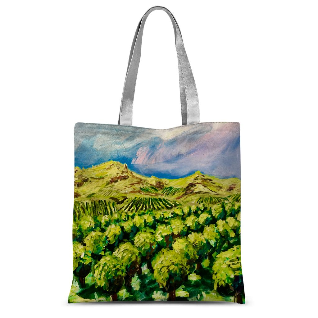 ORCHARD Sublimation Tote Bag