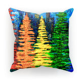 Seattle Starry Night Cushion