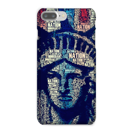 IMMIGRANT NATION Phone Case