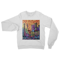 THICK PAINTED CITY Sweatshirt
