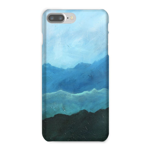 BLUE MOUNTAIN RANGE Phone Case