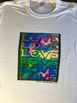 Rainbow Love Shirt