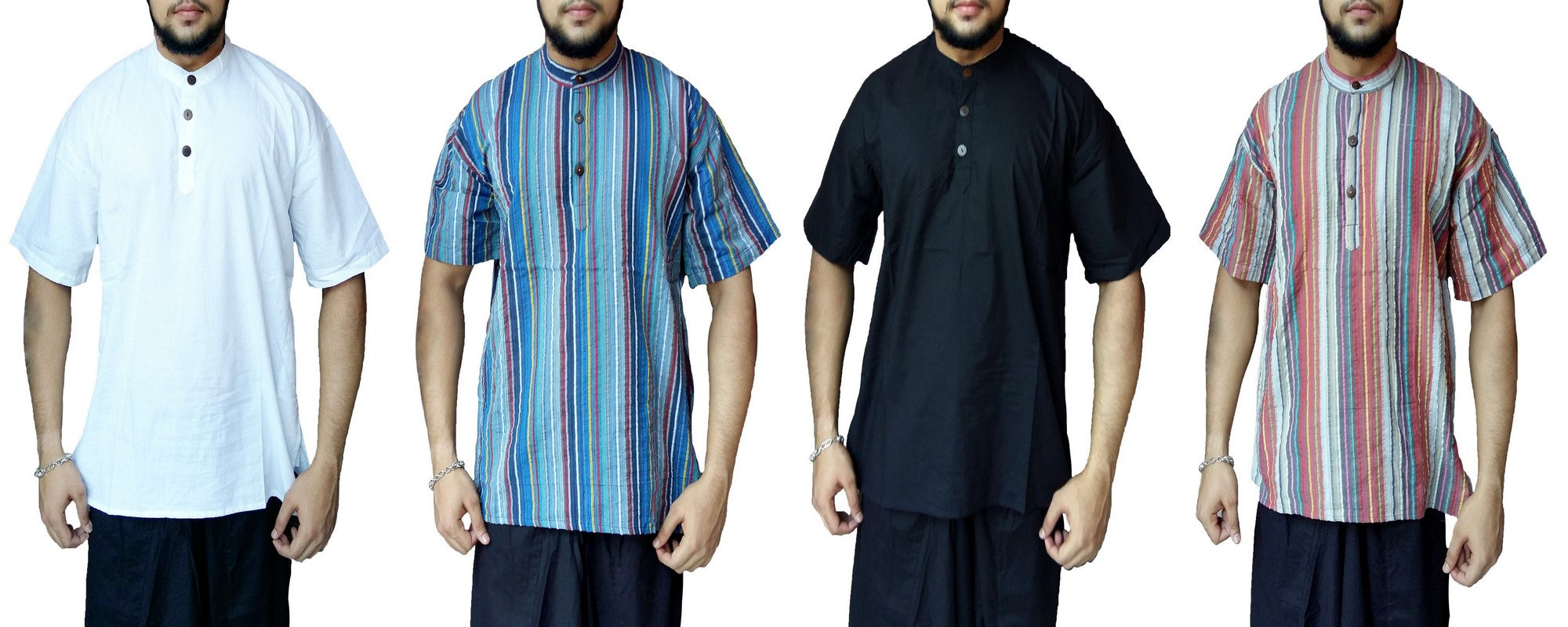 Men Causal Kurta & Shirts