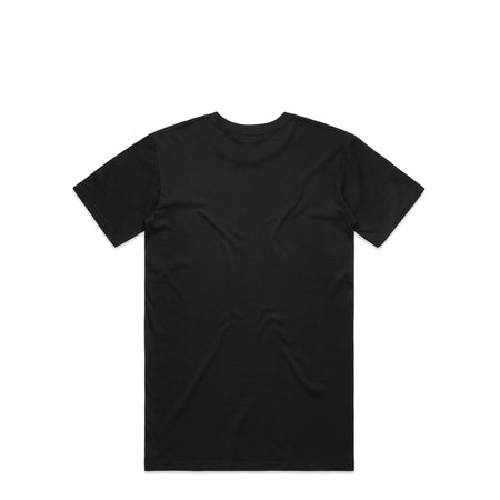 Custard Italic Black T-Shirt