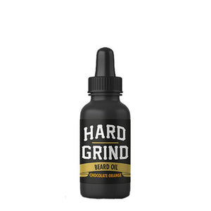 Chocolate Orange Beard Oil | Hard Grind
