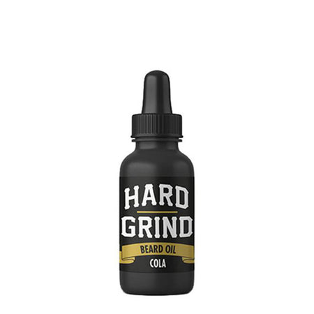 Cola Beard Oil | Hard Grind