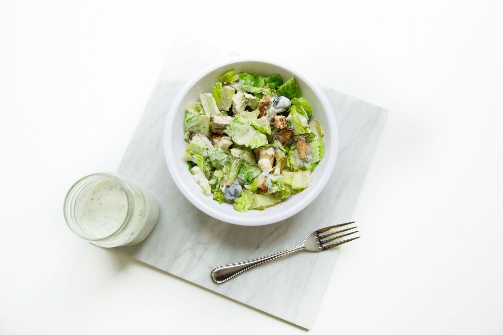 Lettuce Celebrate This Weekend with Buttermilk Dressing