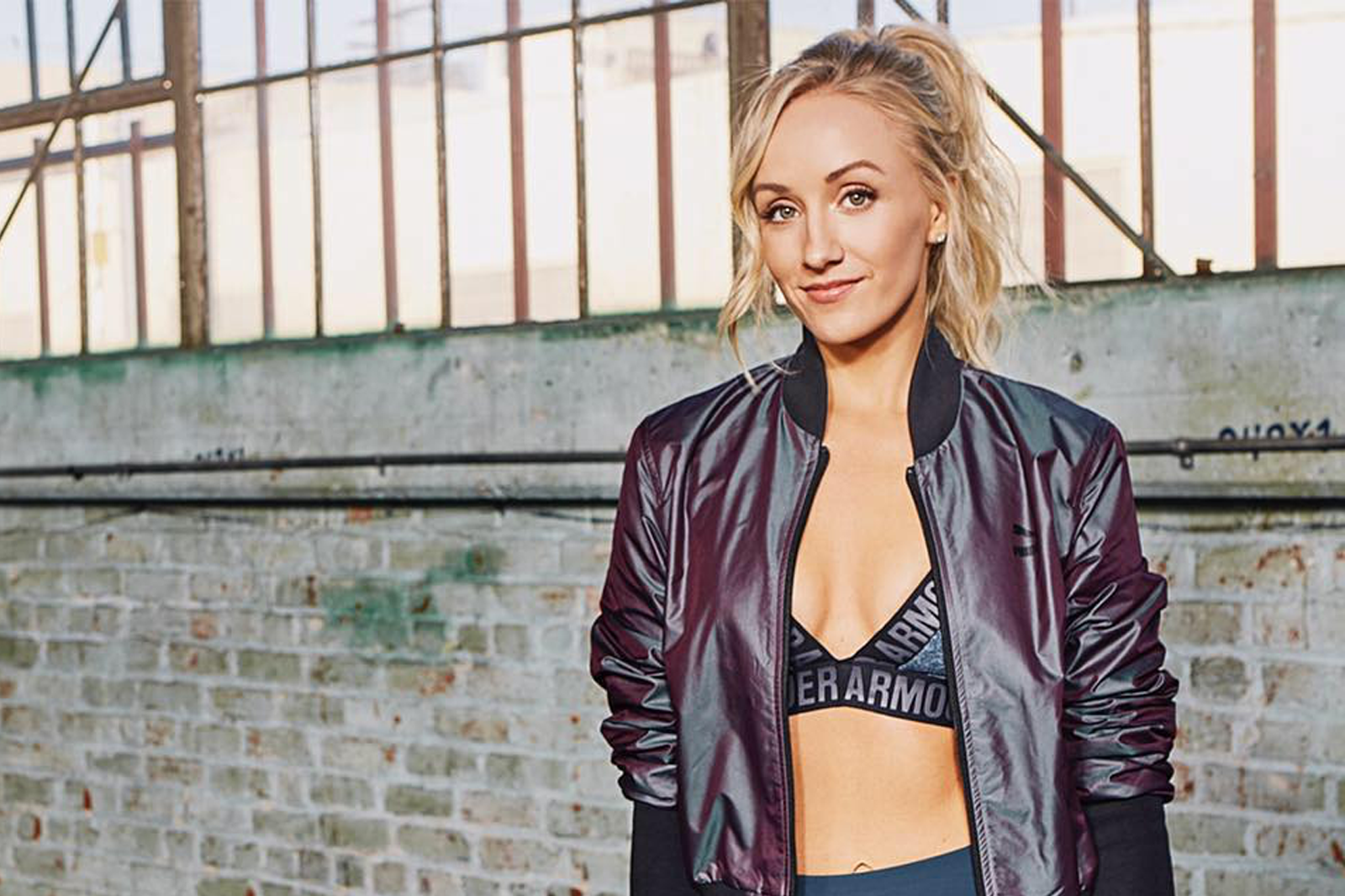 5 Skin Things Every Gym Junkie Should Keep in His/Her Bag: Nastia Liukin