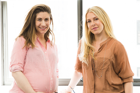 Meet Team TULA: Alisa and Julia Talk Balance as an Office Mom