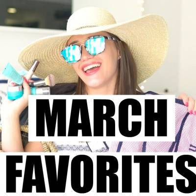 MARCH FAVORITES 2016 / Covering the Bases: Krista Robertson