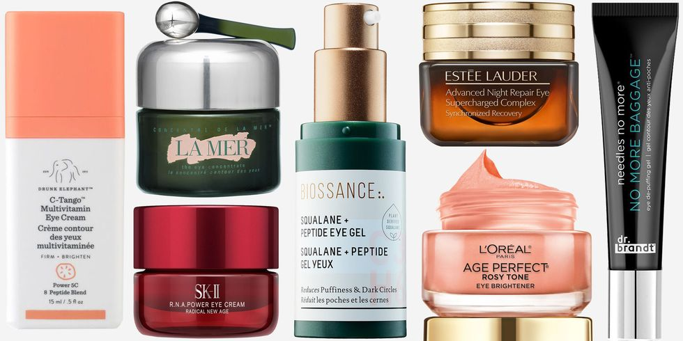 The Best Anti-Aging Eye Creams