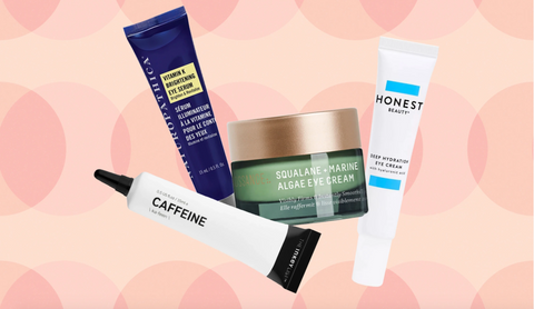 The 9 Best Clean, Natural & Organic Eye Creams For Circles & Bags