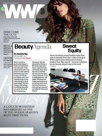 Sweat Equity - WWD