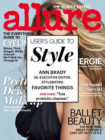 Favorite Skincare Things - Allure Magazine