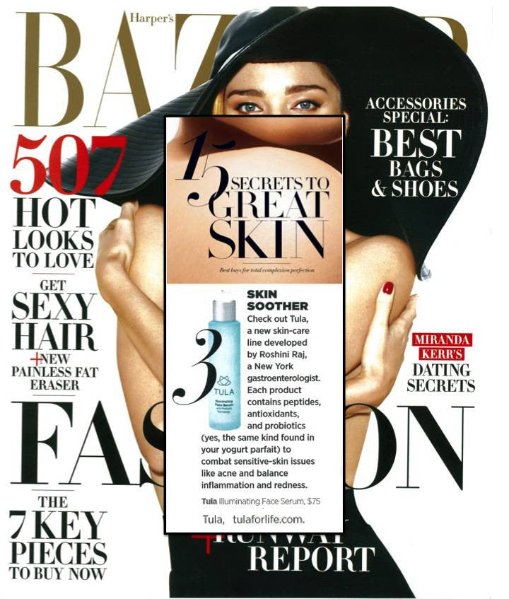 15 Secrets to Great Skin - Harper's Bazaar