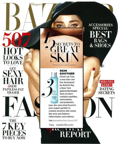 Acne -15 Secrets to Great Skin - Harper's Bazaar