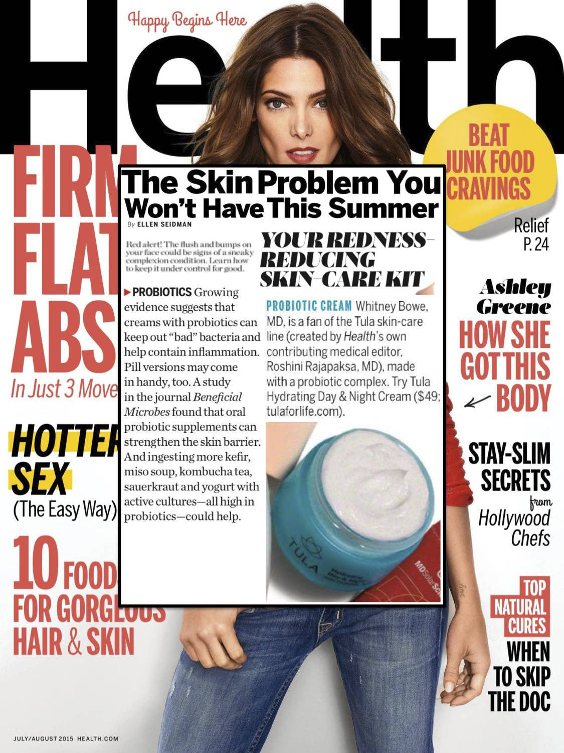 The Skin Problem You Won't Have This Summer - Health Magazine