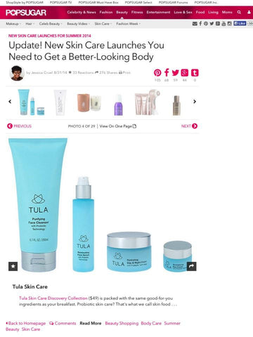 New Skin Care Launches You Need to Get a Better-Looking Body