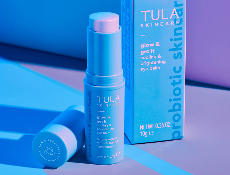 tula eye balm - results