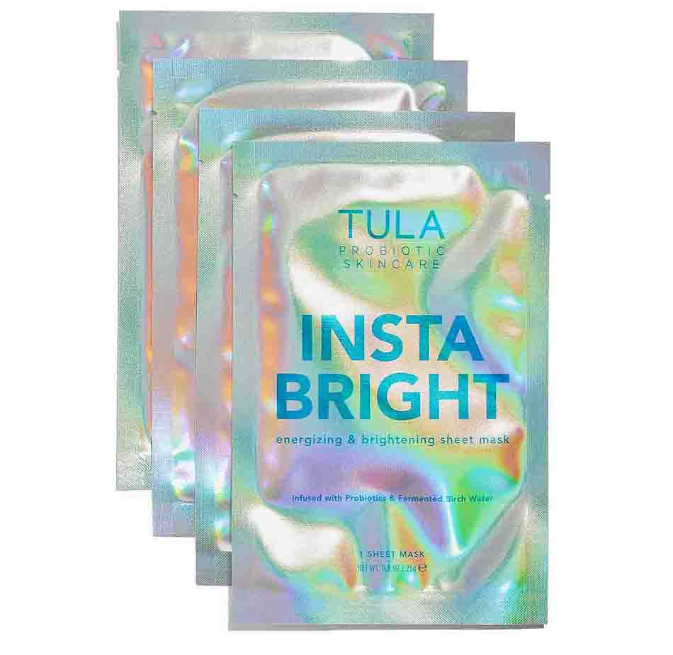 TULA insta bright mask - the benefits