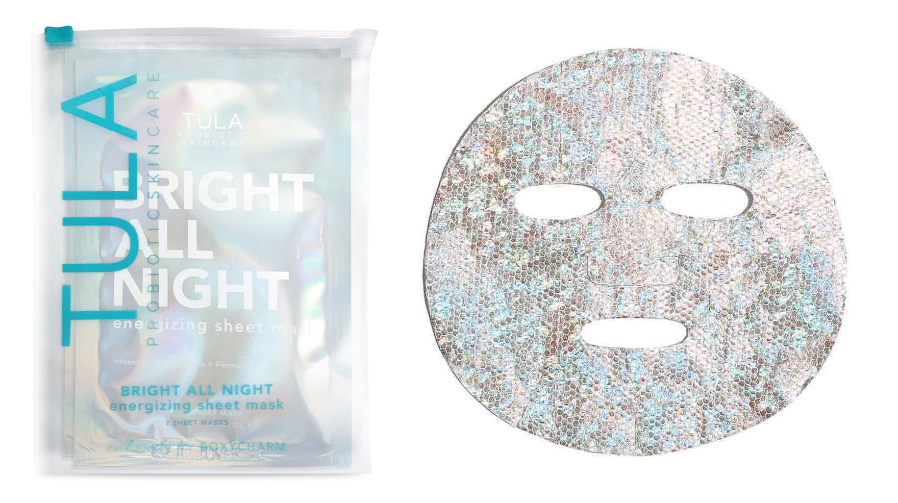 bright all night mask - how to use