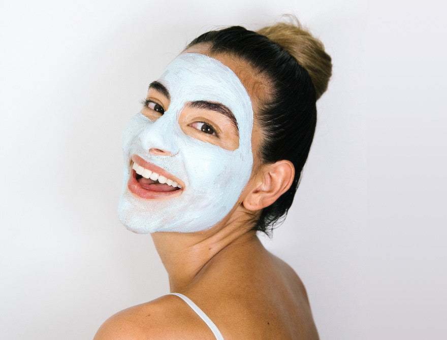 Facial mask treatments